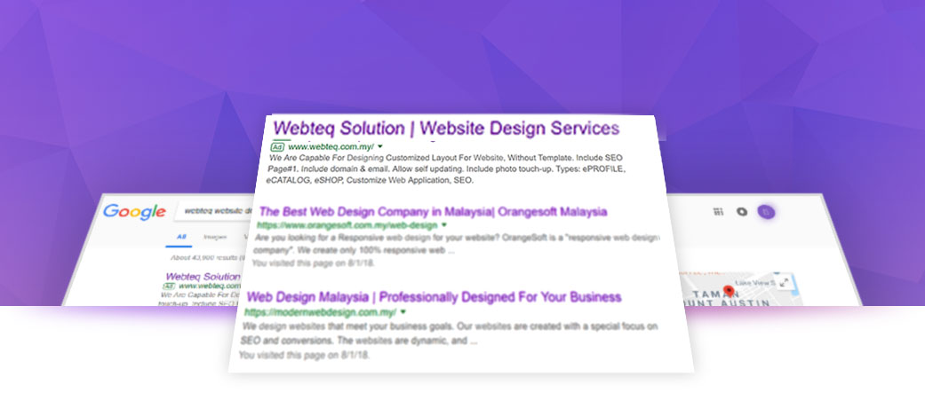 Search Engine Optimization | SEO Johor Bahru JB